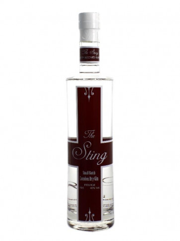 Gin-Shop - The Sting Small Batch London Dry Gin