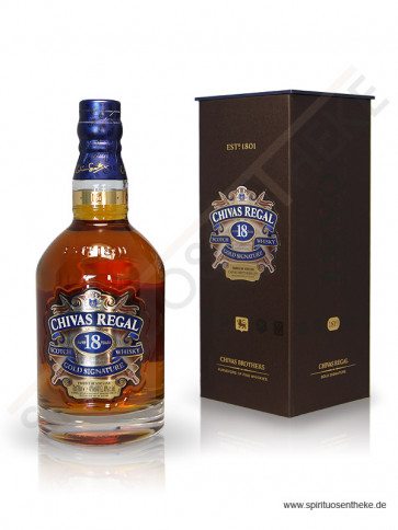 Whisky | Whisky Store  - Chivas Regal 18 Jahre