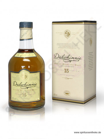 Whisky | Whisky Shop - Dalwhinnie 15 Jahre - 1,0L Flasche