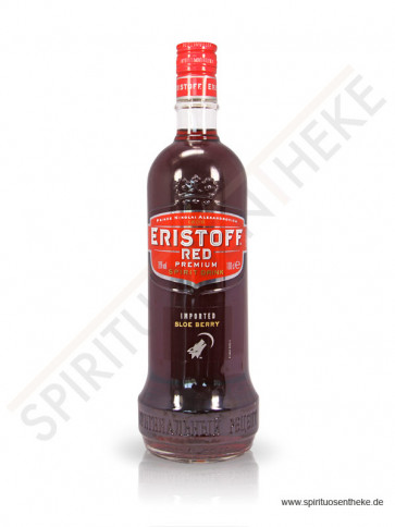 Vodka | Wodka Shop - Eristoff Red