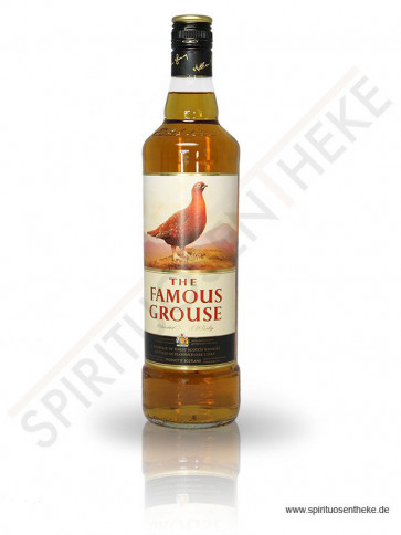Whisky - Famous Grouse 1 Liter