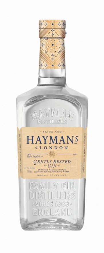 """Hayman's Gin """"Gently Cask Rested"""" - Reifung im Scotch-Fass 0,7L (ehemals Family Reserve)"""