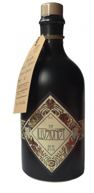 The Illusionist Dry Gin 45% - 0,5L