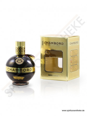 Likör Shop - Chambord Liqueur Royale de France