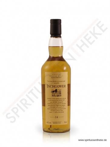 Whisky | Whisky Store - Inchgower 14 Jahre Flora & Fauna