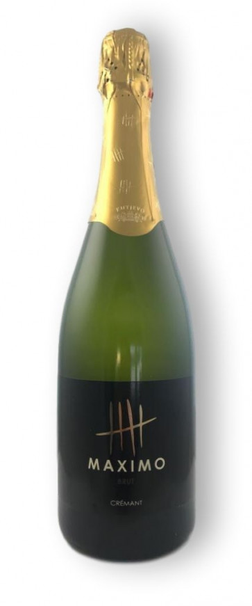 Champagner-Shop | MAXIMO Brut Cremant - Feiner Spumante