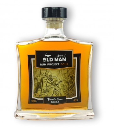 Old Man PROJECT FOUR -  Project 4 (Vanilla Cane)