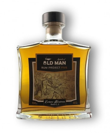 Rum-Shop | Old Man PROJECT FIVE (Leisure Harbour) - Spirituose auf Rumbasis - 2