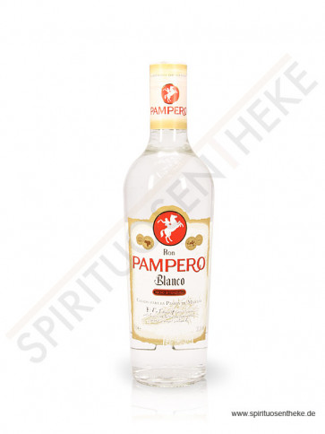 Rum Shop - Pampero
