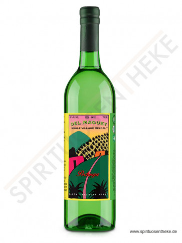 "Del Maguey Single Village Mezcal ""Pechuga"" 0,7L (mit Hühnerbrust)"