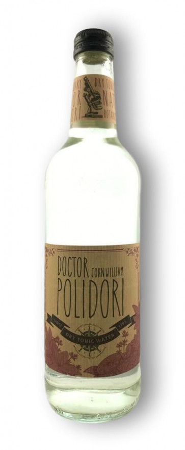 Tonic-Shop | Doctor John William Polidori's Dry Tonic (grosse Flasche) 0,5L