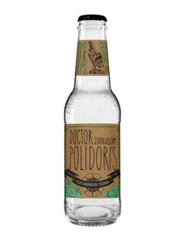 Doctor John William Polidori's Cucumber Tonic 0,2L