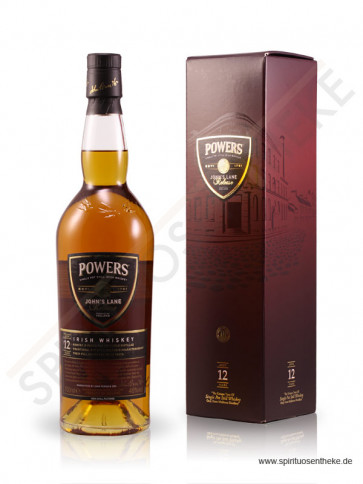 Whisky | Whisky Store - Powers Johns Lane 12 Jahre