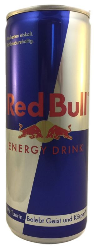 Red Bull Energydrink Dose 0,25 L inkl Pfand
