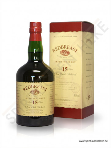 Whisky | Whisky Shop - Redbreast 15 Jahre