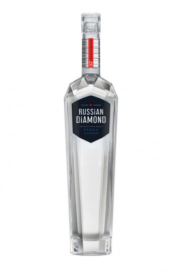 Russian Diamond - 57 facets of perfection 0,7L