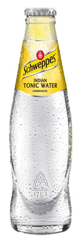 Schweppes Indian Tonic Water inkl. Pfand