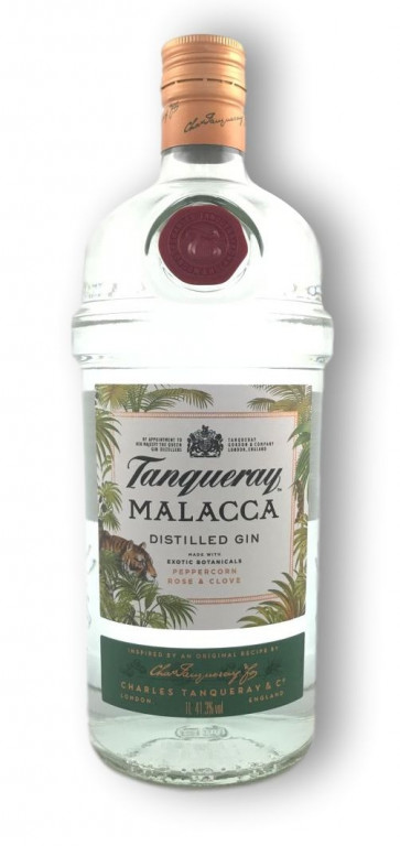 Tanqueray Malacca Gin Limited Edition 1,0L
