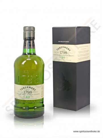 Whisky - Tobermory 10 Jahre