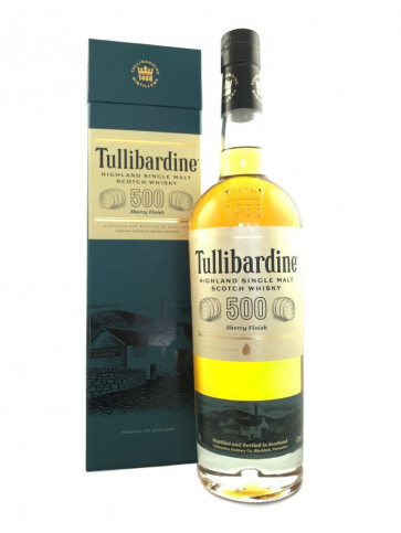 Whisky Shop | Tullibardine 500 Sherry Finish 0,7L