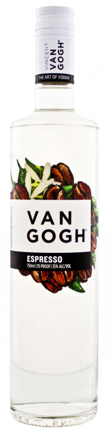 Vodka Shop - Van Gogh Vodka - Espresso