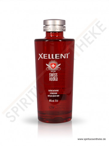 Vodka | Wodka Shop - Xellent Swiss Vodka