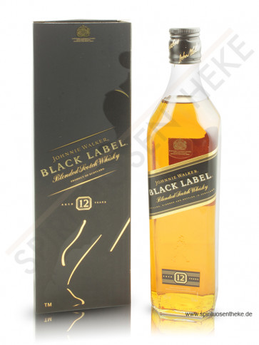 Whisky - Johnnie Walker Black Label