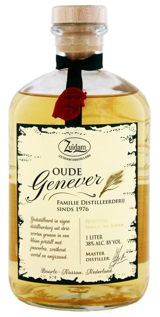 Genever Shop - Zuidam Oude Genever 1,0L