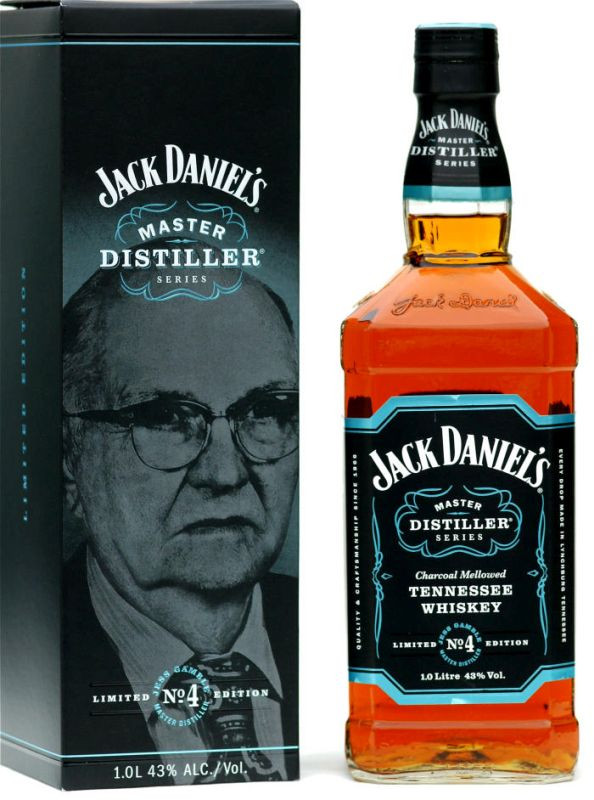 Jack Daniels Master Distiller No.4 Whiskey