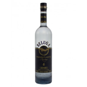 Vodka Shop - Beluga Transatlantic Racing Vodka - Abb zeigt 0,7L, geliefert wird 1L
