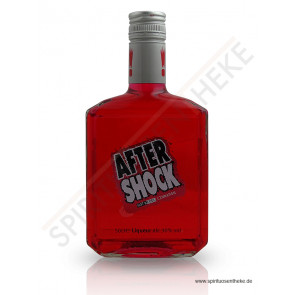 After Shock Red - Hot & Cool Cinnamon 0,5L