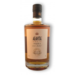 Tequila und Mezcal Shop | Agavita Tequila Anejo Estate Bottled 0,7L - 2