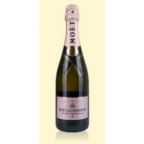 Moet & Chandon Rose Imperial Champagner 0,375 L