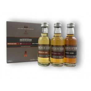 Whisky | Whisky Shop - Auchentoshan Gift Collection Miniaturen (3x0,05L)