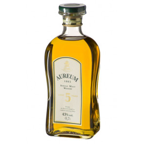 Ziegler Aureum Single Malt Whisky 1865 5 Jahre 0,7L
