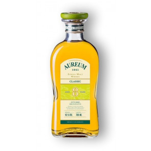 Ziegler Aureum Single Malt Whisky 1865 - 8 Jahre 0,7L