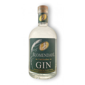 Gin-Shop | BLOMENDAHL Gin - handcrafted in South Africa  0,7L