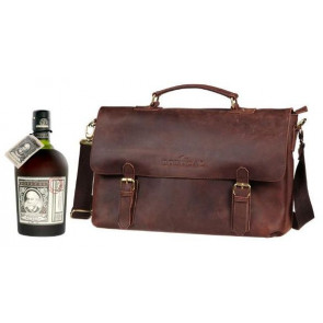Botucal Reserva Exclusiva  0,7L im Set mit exklusiver Ledertasche