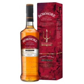 "Bowmore Devils Cask ""Double the Devil"" Limited Release III 10 Jahre 0,7L"