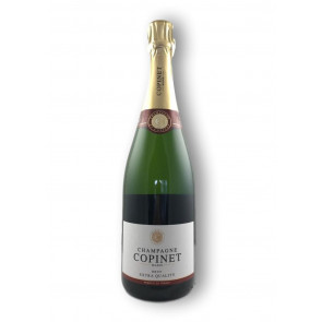 Champagne Copinet Marie Brut Extra Quality 0,75L - 2