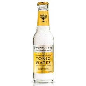 Fever-Tree Tonic Water in der 0,2 Liter Flasche