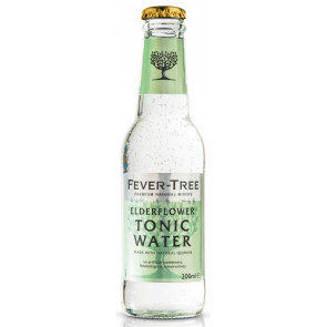 Fever-Tree Elderflower 0,2L (zzgl. Pfand 0,15€)