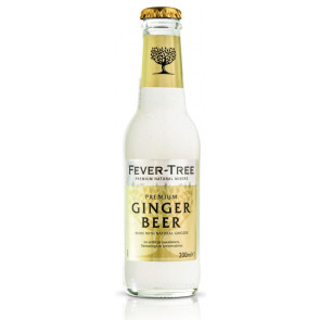 Fever-Tree Ginger Beer 0,2L