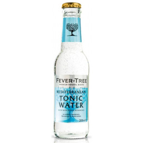 Fever-Tree Mediterranean Tonic Water 1 x 0,2 L