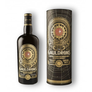 "Douglas Laing's ""The Gauldrons"" Campbeltown Whisky - 0,7L (aktueller Batch auf Anfrage) - Mit Tube - 3"