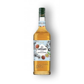 Sirup-Shop | Giffard Maracuja / Passionsfrucht / Passion Fruit Sirup 1L