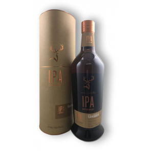 Glenfiddich IPA Experiment 0,7L - finished in IPA Casks - Flasche mit Tube