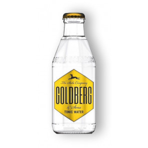 Tonic-Shop | Goldberg Premium Tonic Glasflasche 0,2L (inkl. Pfand)