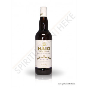 Whisky | Whisky Shop - Haig Gold Label (40%)