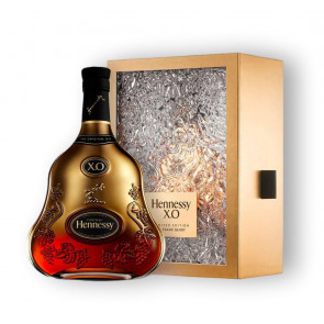 Cognac-Shop | Hennessy X.O. Cognac Frank Gehry Edition 150 Jahre Hennessy